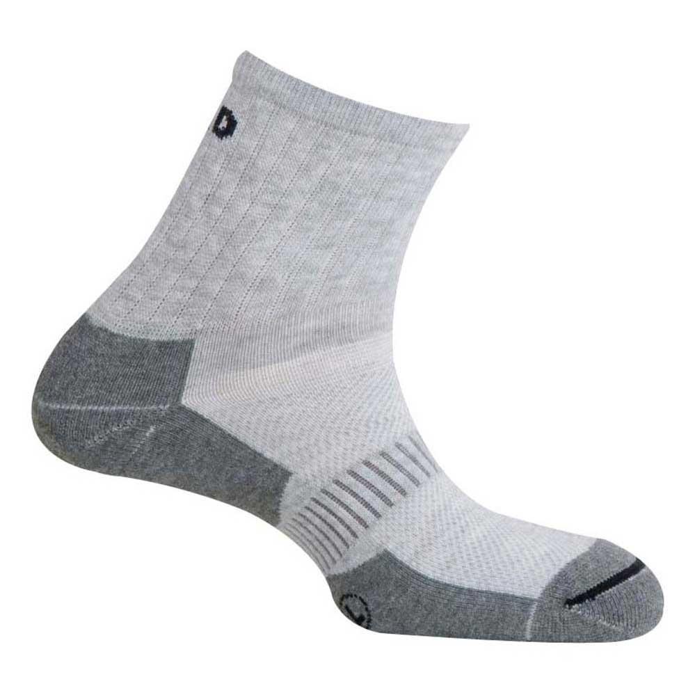 Mund Socks Kilimanjaro Coolmax Socks EU 34-37 Grey
