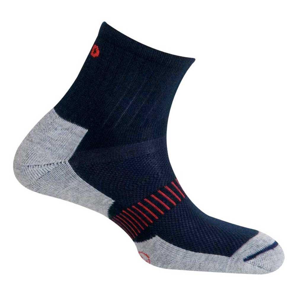 Mund Socks Kilimanjaro Coolmax Socks EU 34-37 Navy