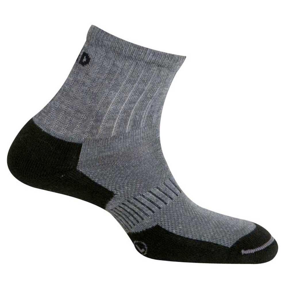 Mund Socks Kilimanjaro Coolmax Socks EU 34-37 Dark Grey