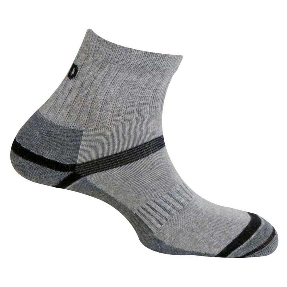 Mund Socks Atls Coolmax Socks EU 34-37 Grey