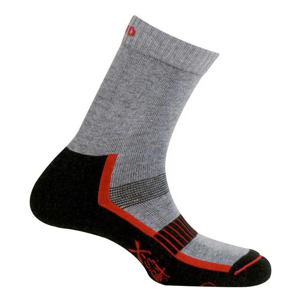 Mund Socks Andes Socks EU 34-37 Grey