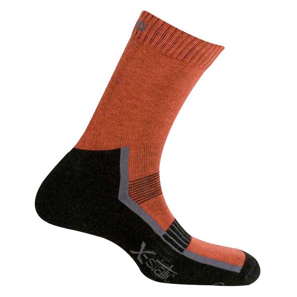 Mund Socks Andes Socks EU 34-37 Terracota