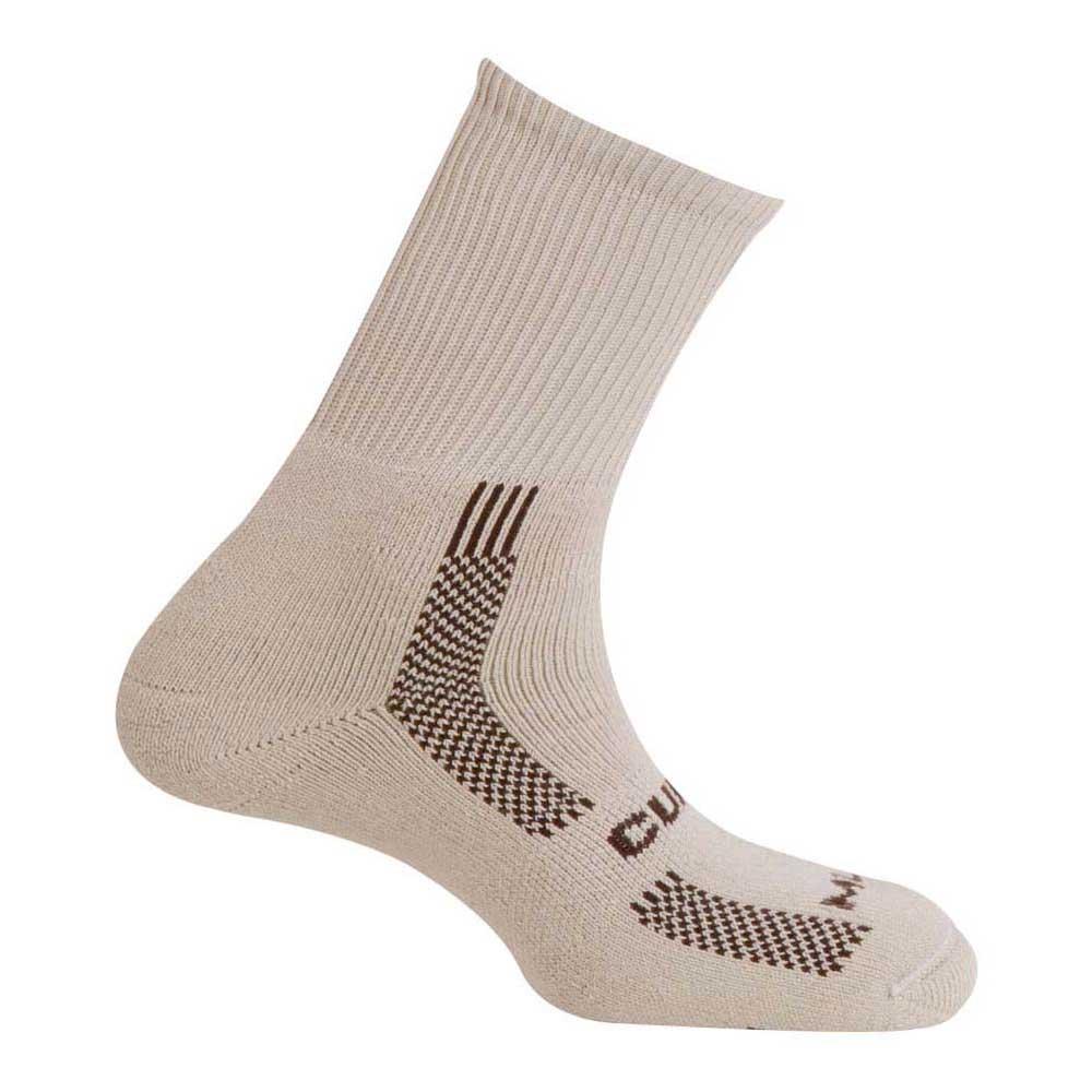 Mund Socks Uluru Socks EU 34-37 Brown