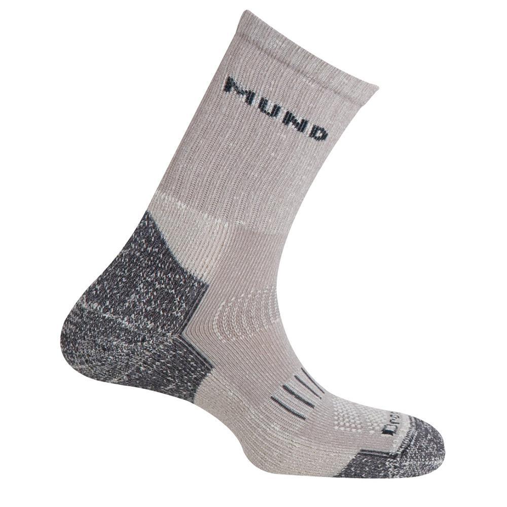 Mund Socks Gredos Socks EU 34-37 Grey