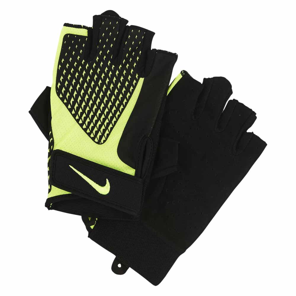 Nike Accessories Core Lock Training Gloves 2.0 S Black / Volt