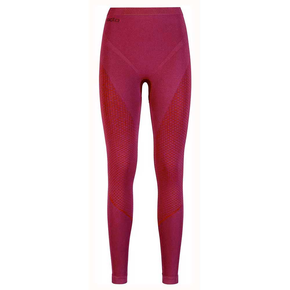 Odlo Evolution Warm Pants XL Sangria / Zinfandel