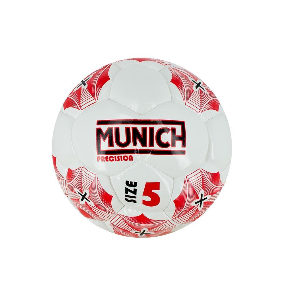 Munich Ballon Football Precision 5 White / Red