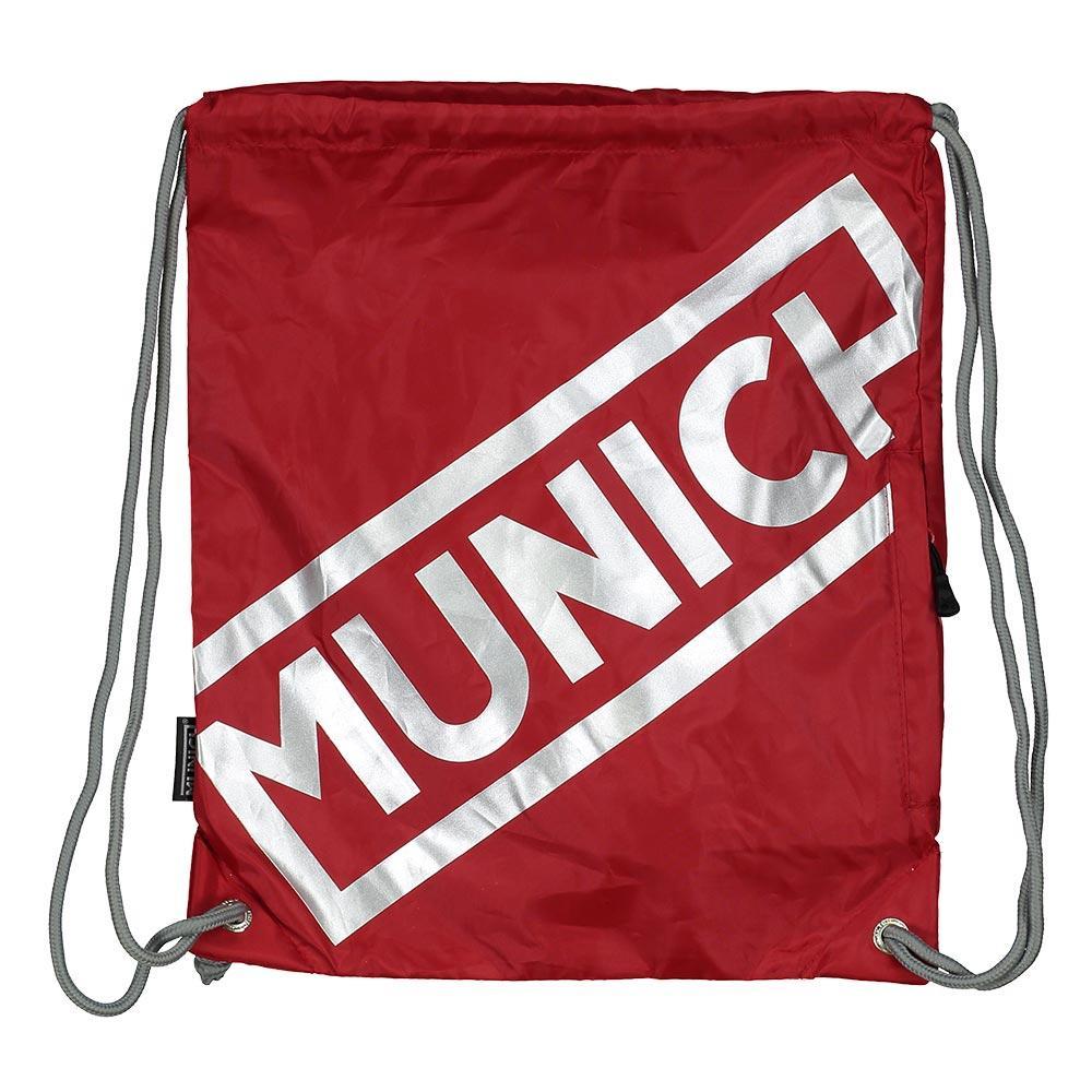 Munich Logo One Size Red
