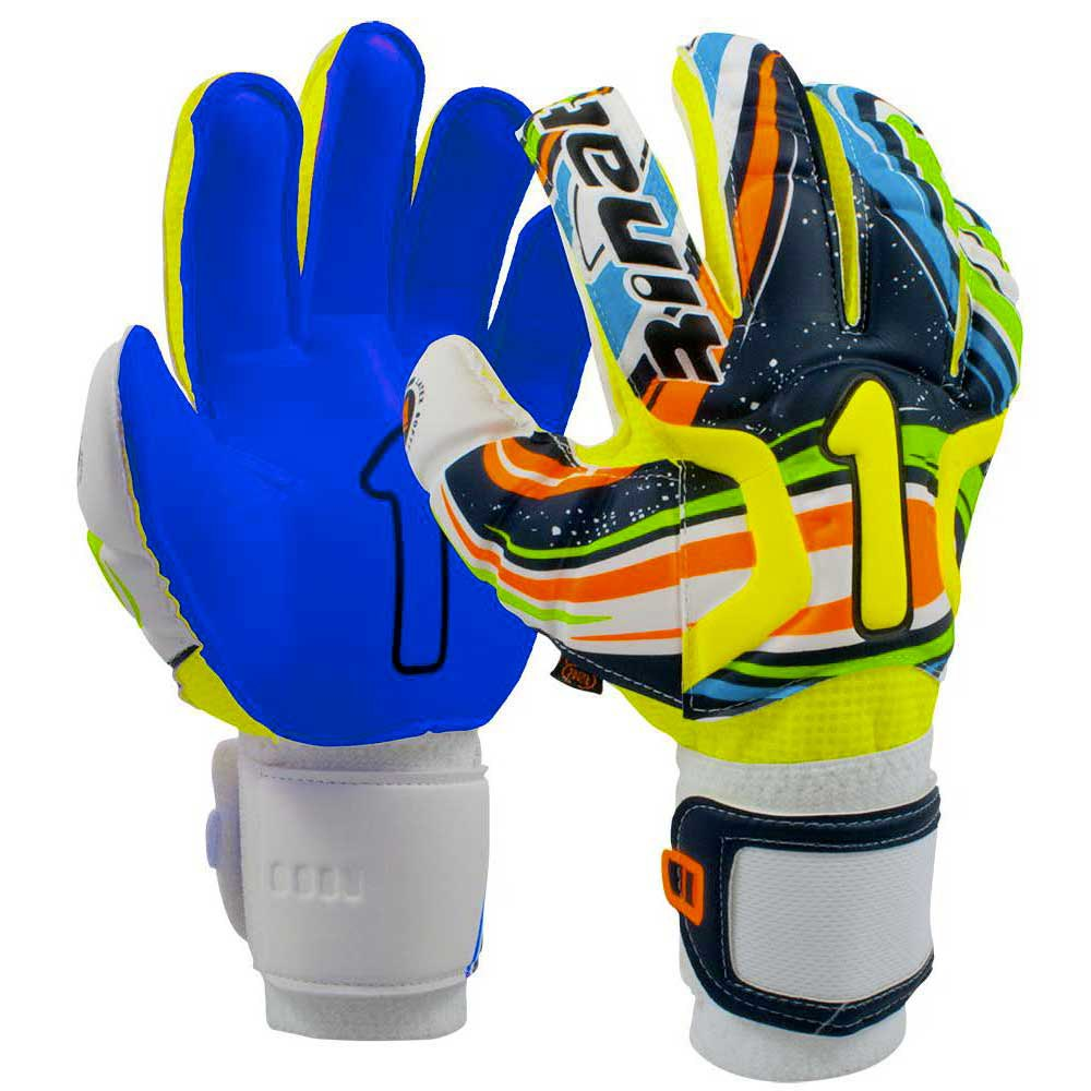Rinat Samba Goalinn Edition Goalkeeper Gloves 4 Blue