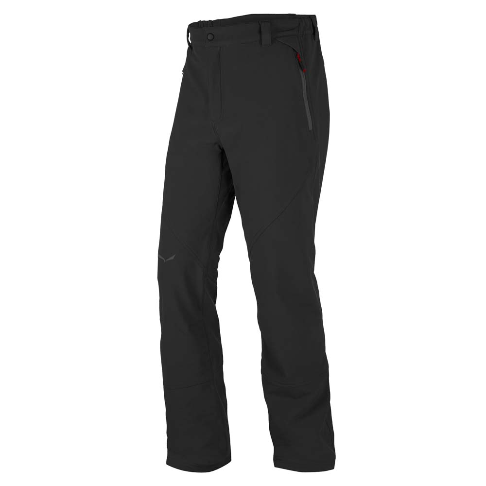 Salewa Dolomia Pants XXXL Black Out / Magnet