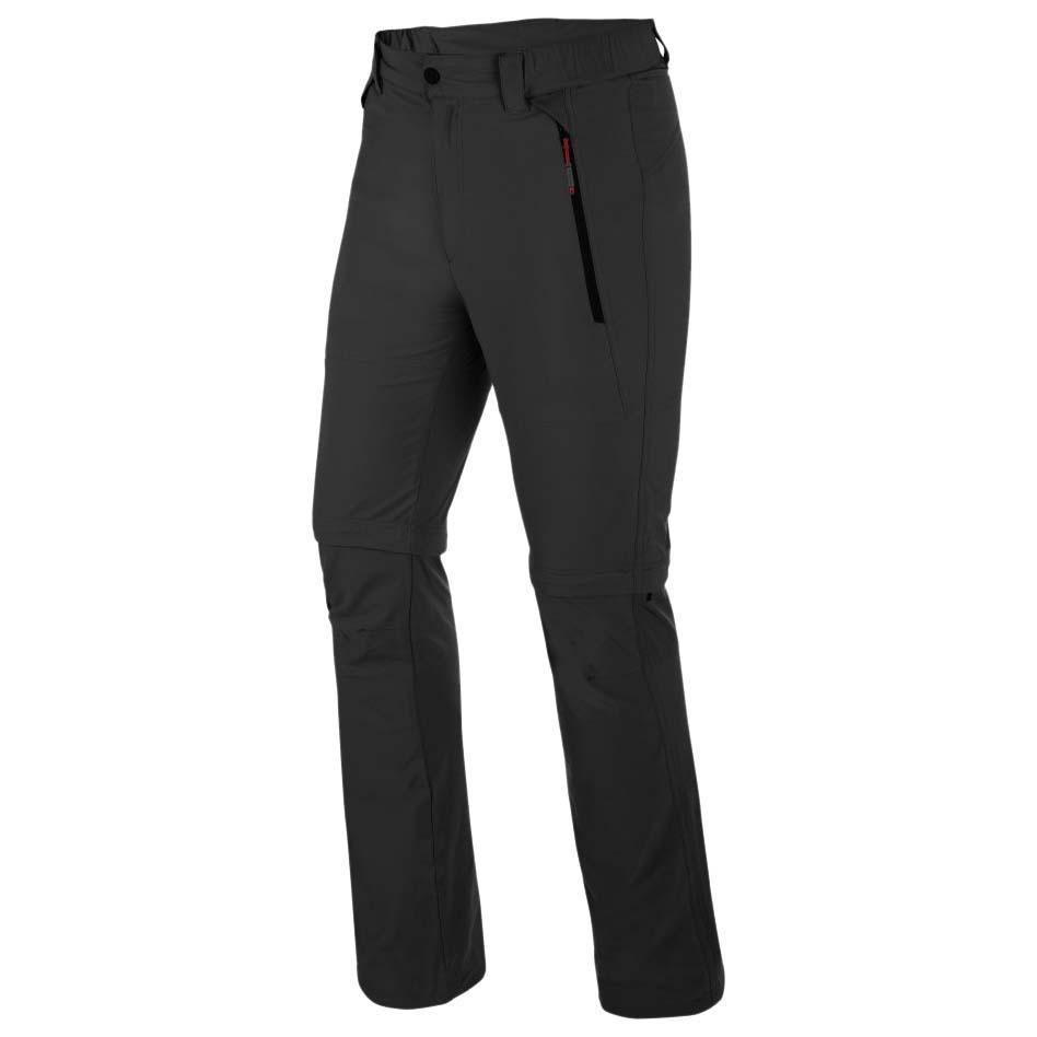 Salewa Melz 2/1 Regular Pants L Black