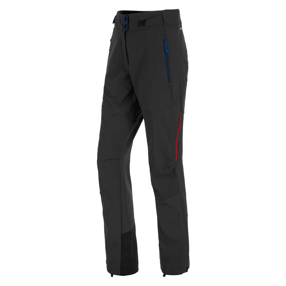 Salewa Ortles Windstopper Long Pants XXL Black Out / Natural