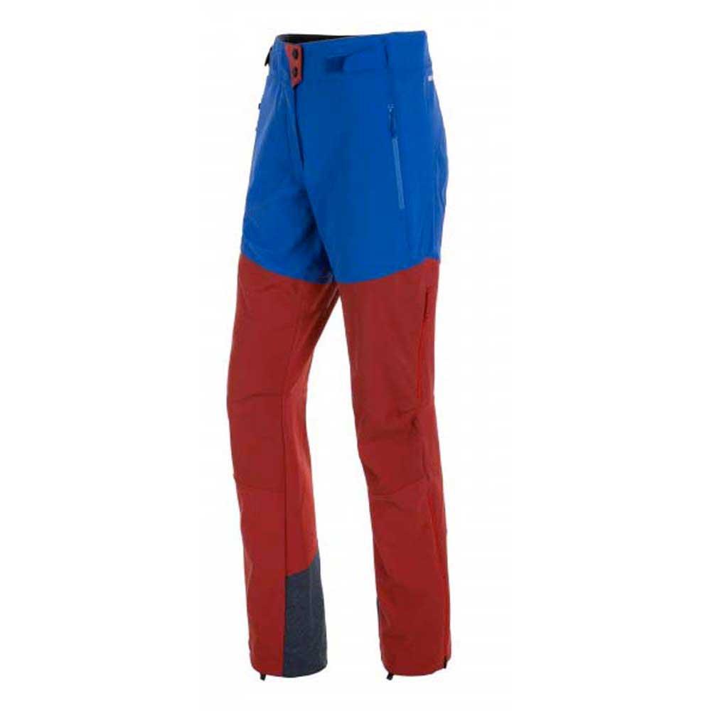 Salewa Ortles Windstopper Long Pants XXL Nautical Blue / Papavero / Royal Blue