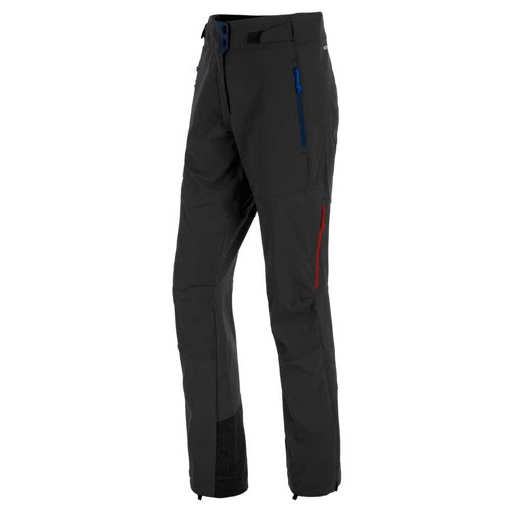 Salewa Ortles Windstopper Pants Short XL Black Out / Natural