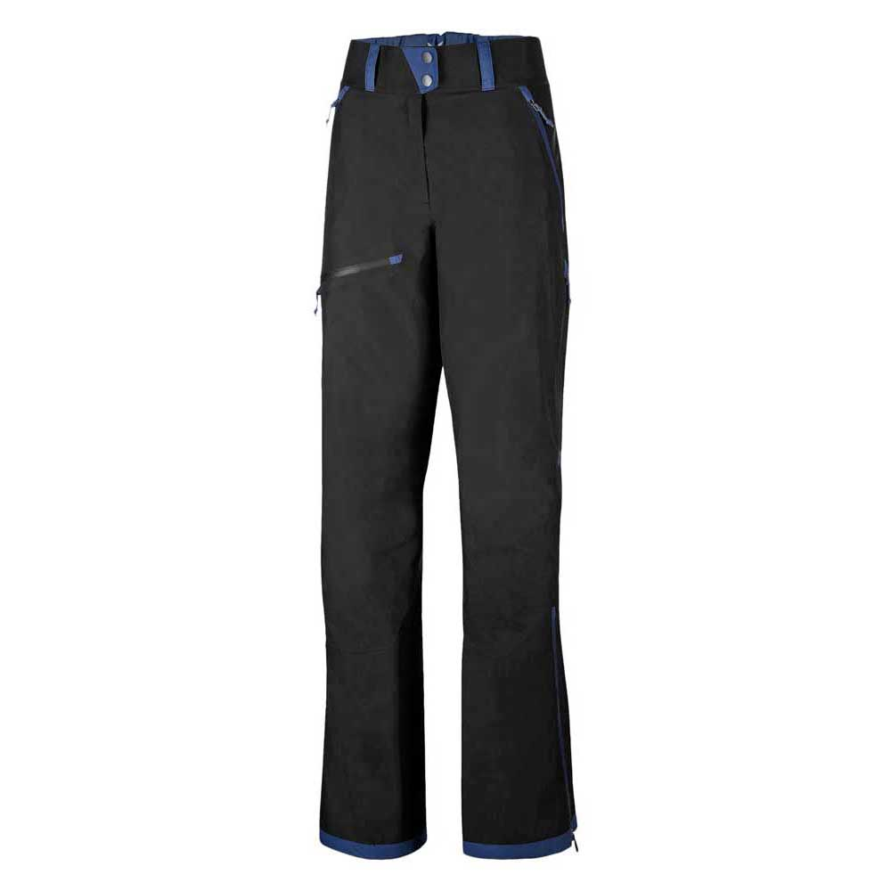 Salewa Sesvenna Windstopper Pants DE 42 Black Out / Natural