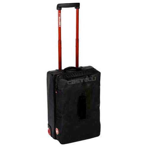 ComprarCastelli Rolling Travel Bag 43l One Size Black