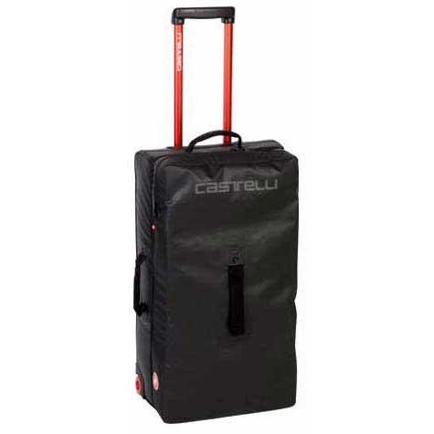 ComprarCastelli Rolling Travel Bag Xl 80l One Size Black