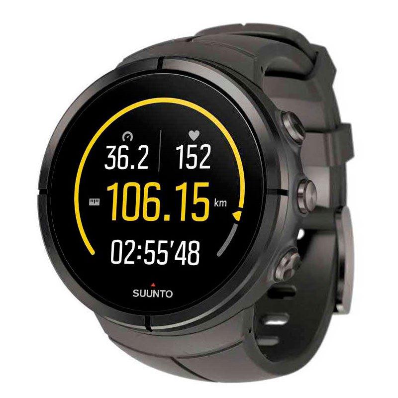 Relojes Spartan Ultra Stealth Titanium