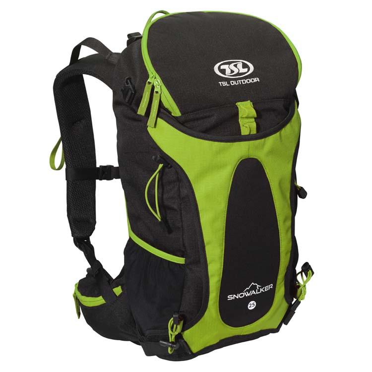 Tsl Outdoor Snowalker 25l Backpack One Size Green