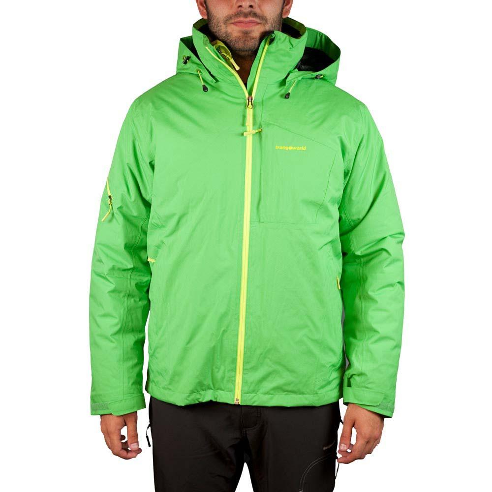 Trangoworld Sojezi Jacket M Green Clasico