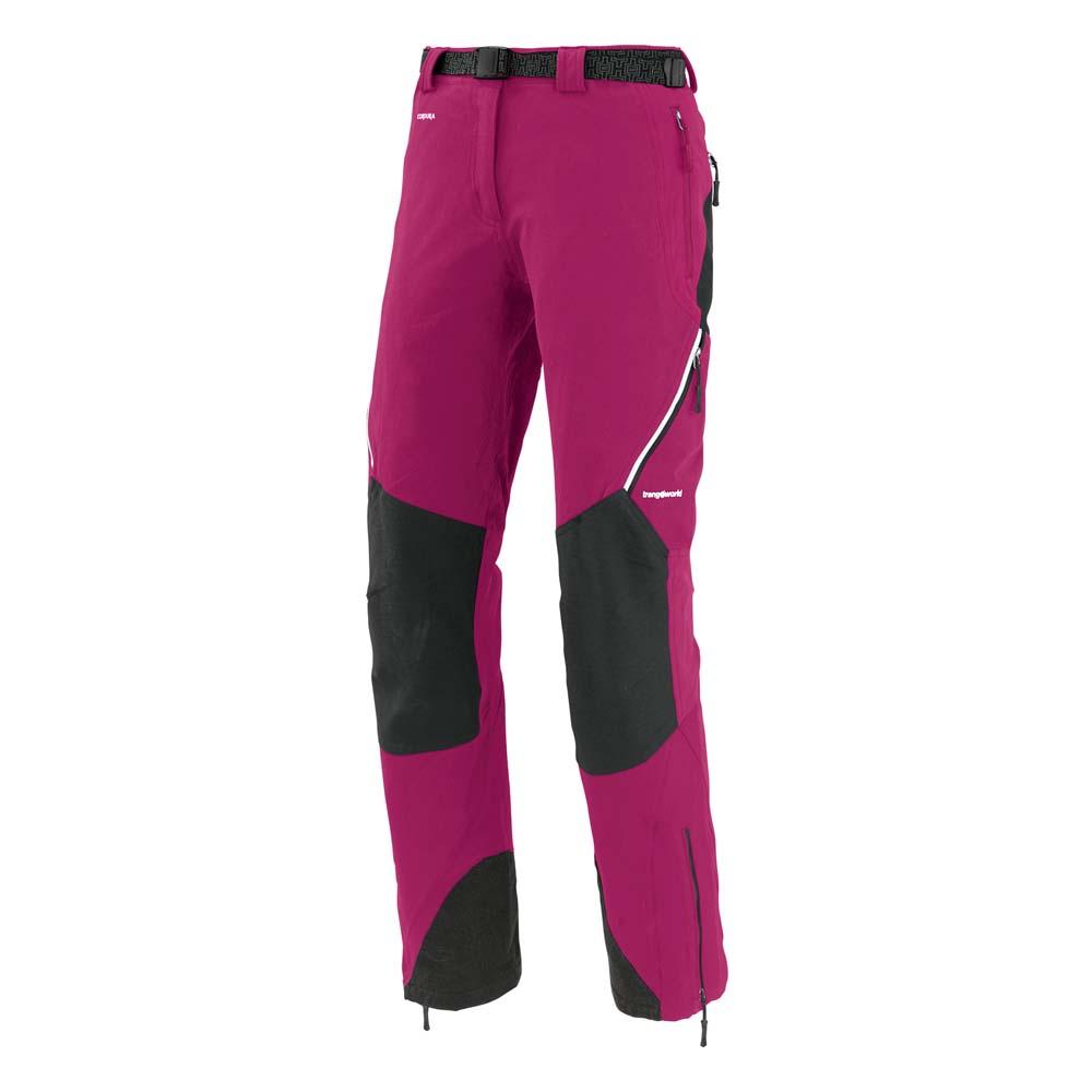 Trangoworld Uhsi Extreme Pants Regular XXL Beetroot Purple / Anthracite