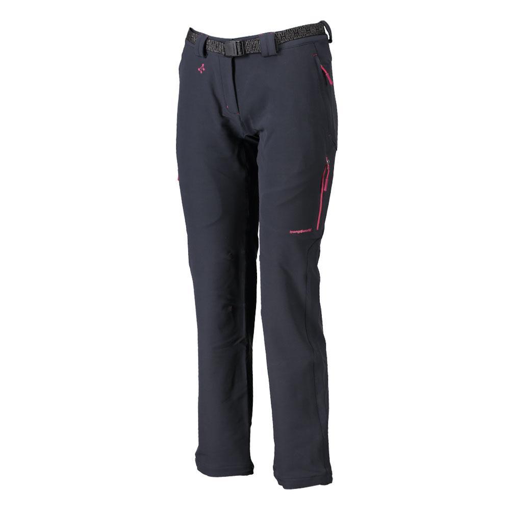 Trangoworld Myan Pants Woman Short XXL Anthracite