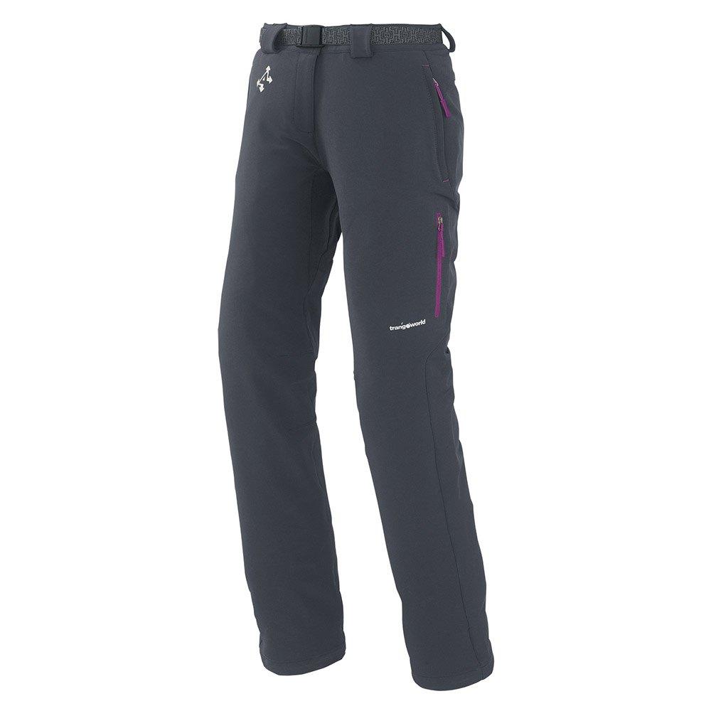 Trangoworld Myan Pants Woman Regular XL Anthracite