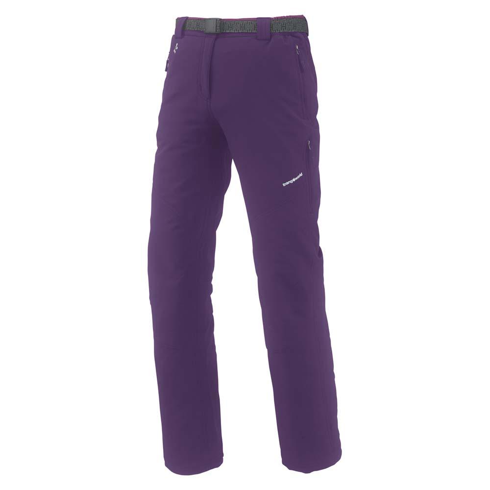 Trangoworld Bogoria Pants Short XL Acai