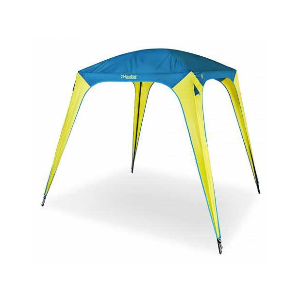 Columbus Simple Shelter One Size Green / Blue