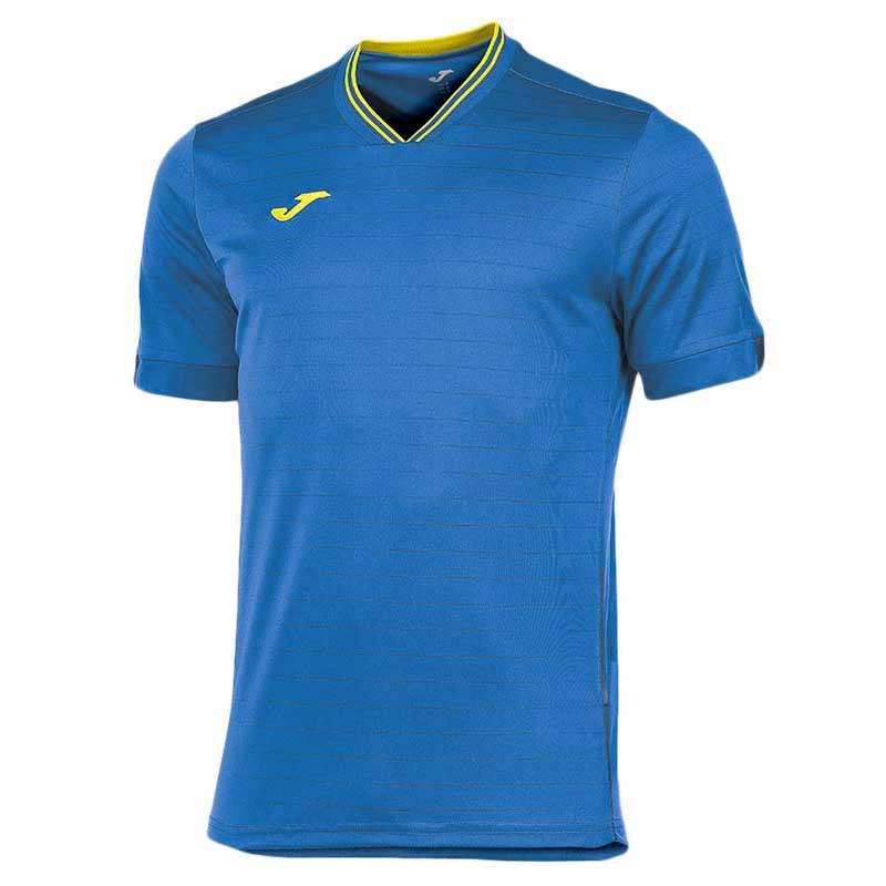 Joma Torneo T Shirt XXXXS-XXXS Royal / Yellow
