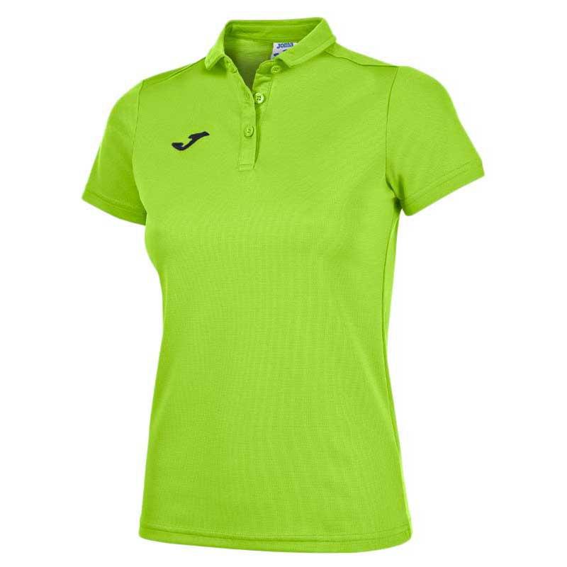 Joma Polo Shirt Hobby XS Fluor / Green