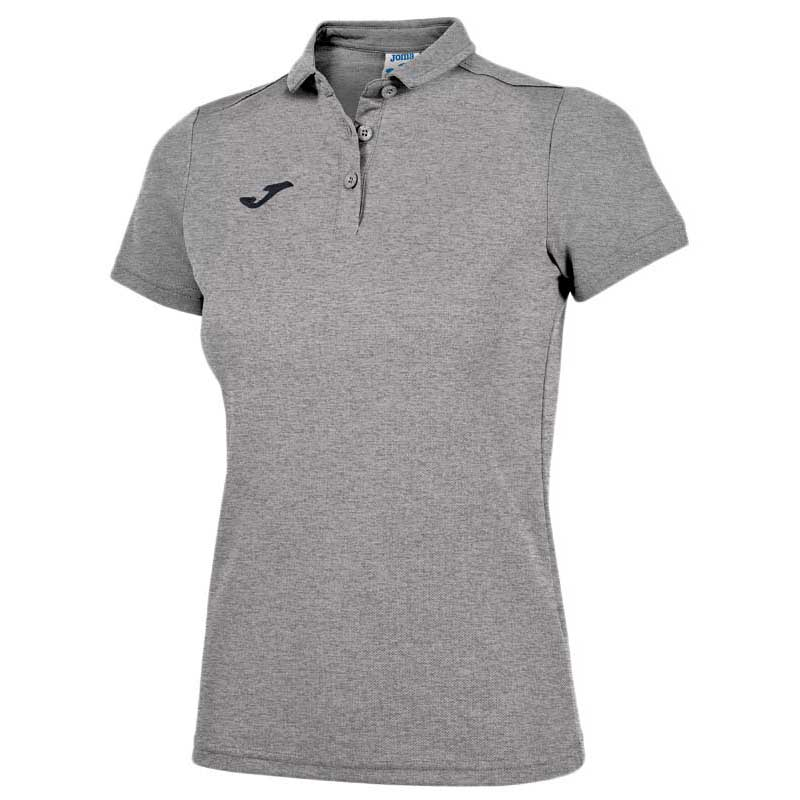 Joma Polo Shirt Hobby XXL Light Grey