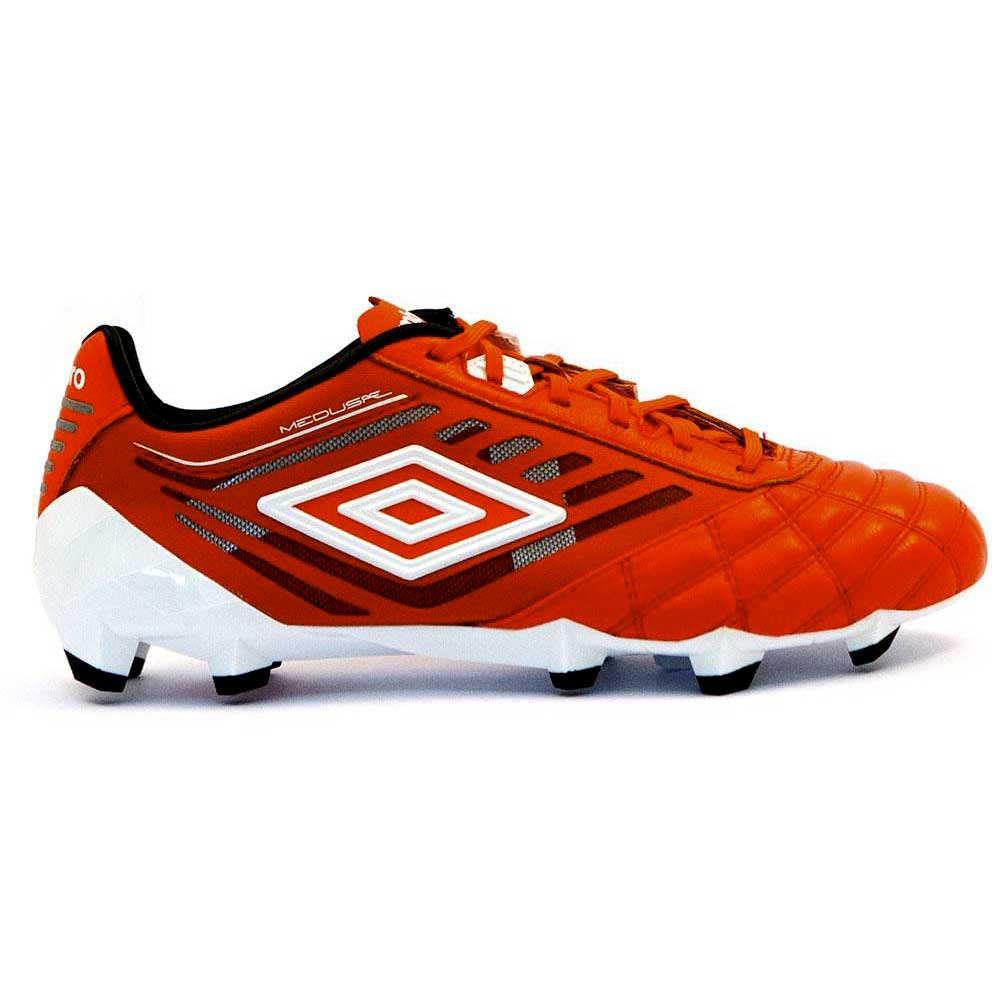 Umbro Chaussures Football Medusæ Pro Hg EU 43 Grenadine / White