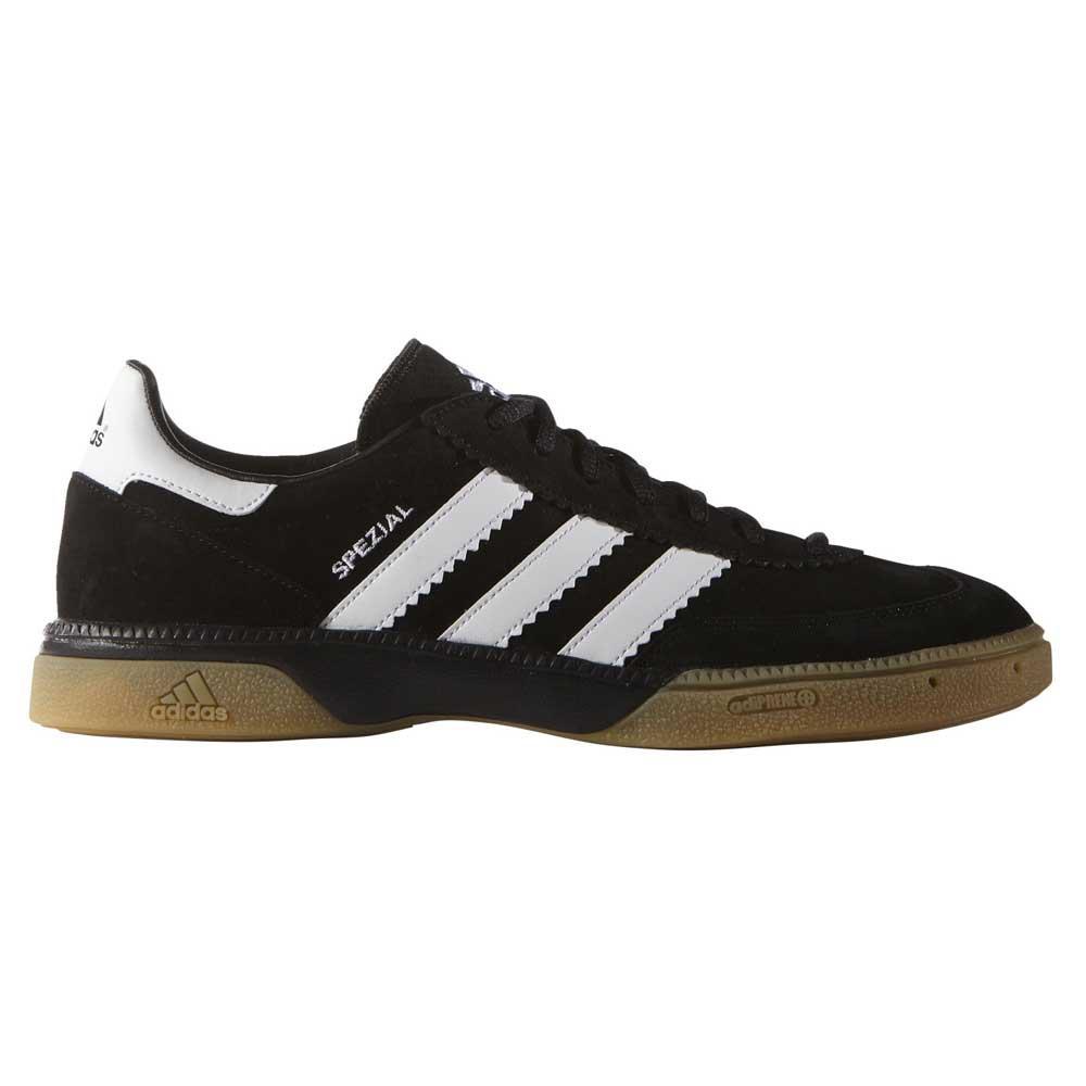 Adidas Chaussures Hb Spezial EU 45 1/3 Core Black / Core White / Core Black