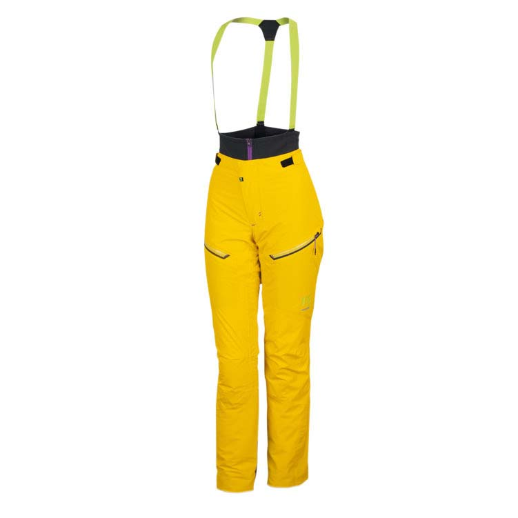 karpos-extrema-pants-42-sun-yellow-dark-grey