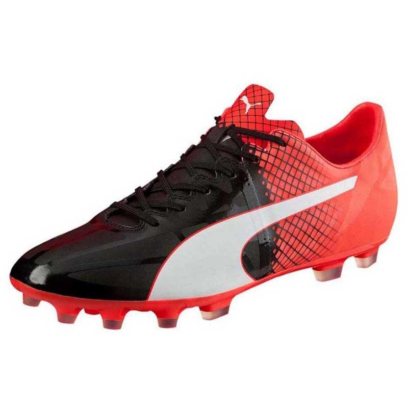 Puma Evospeed 1.5 Ag EU 41 Black / White / Red