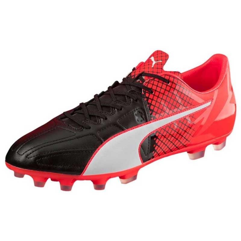 Puma Evospeed 1.5 Leather Ag EU 40 Black