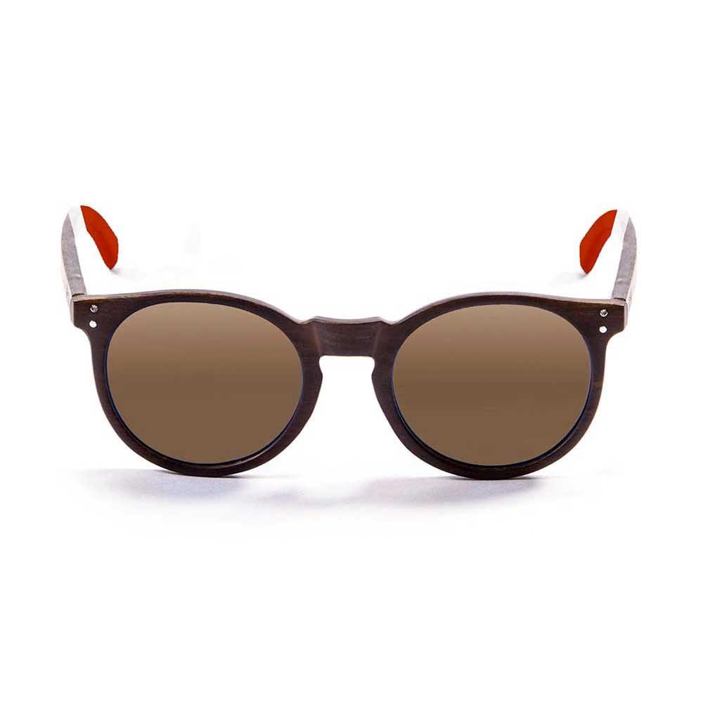 ocean-sunglasses-lizard-wood-one-size-brown-brown-dark-brown-white-red