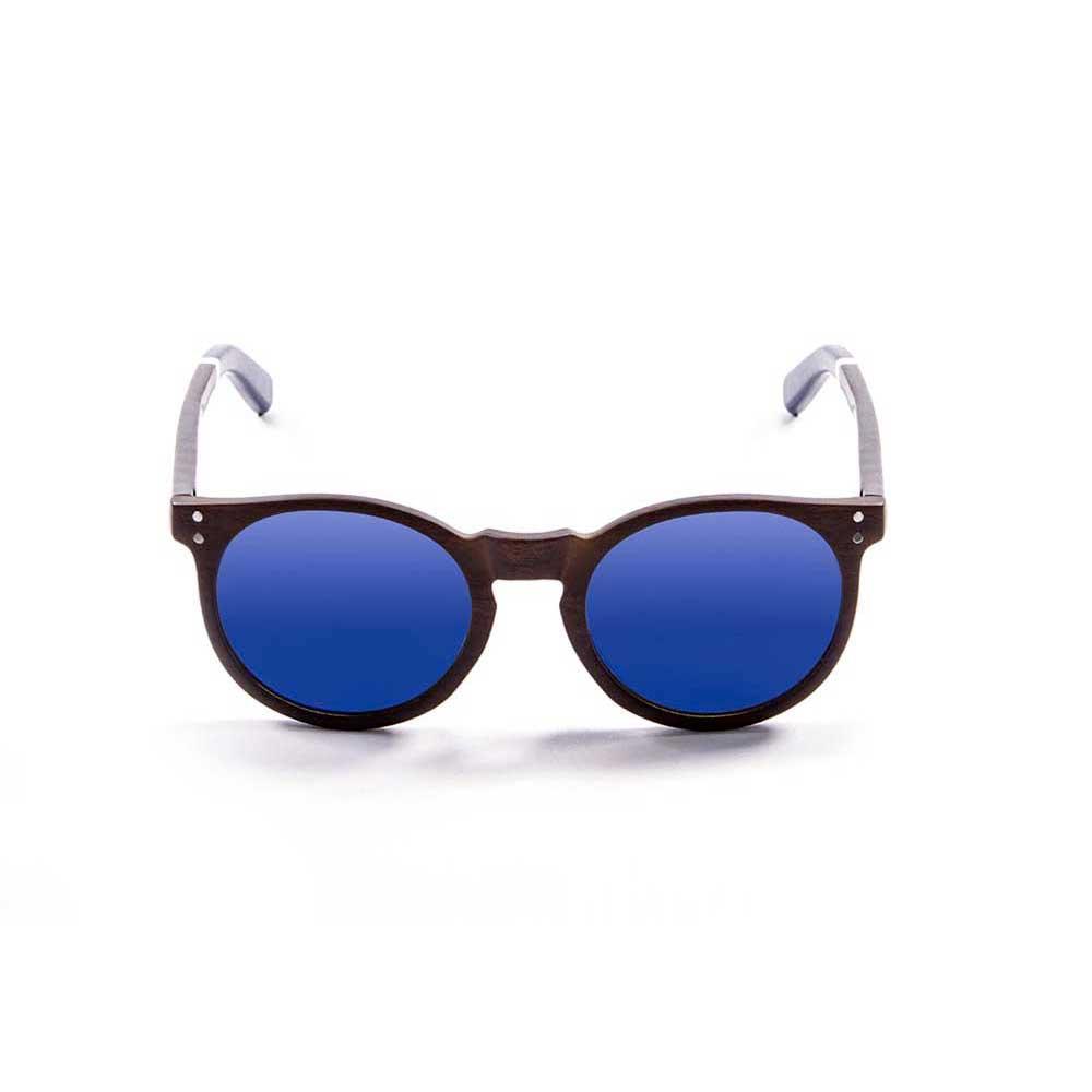 ocean-sunglasses-lizard-wood-one-size-brown-brown-dark-blue-white-blue