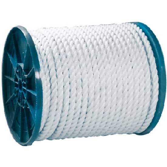 seachoice-3-strand-twisted-nylon-rope-spool-16-mm-x-183-m-white