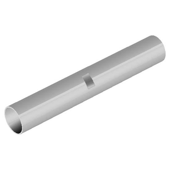 seachoice-seamless-butt-splice-0-3-0-8-mm2-silver