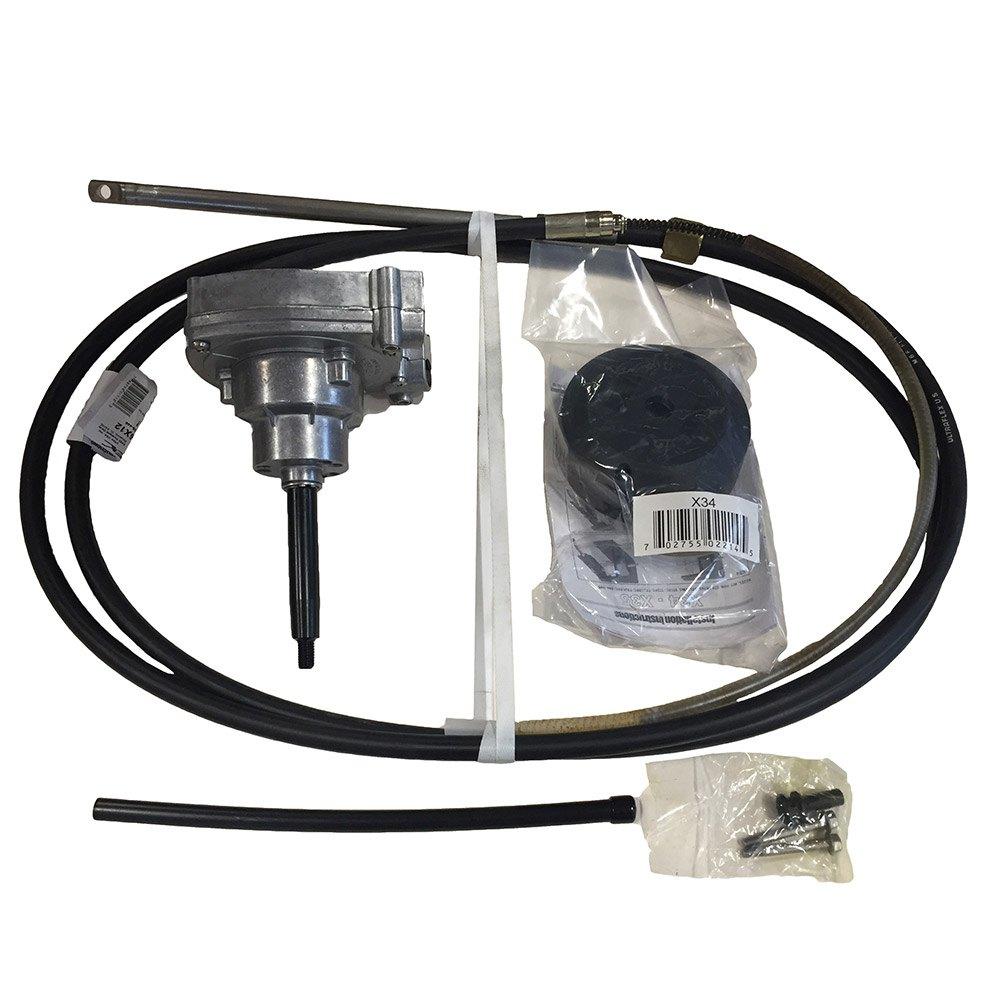 uflex-accura-steering-system-4-57-m-black