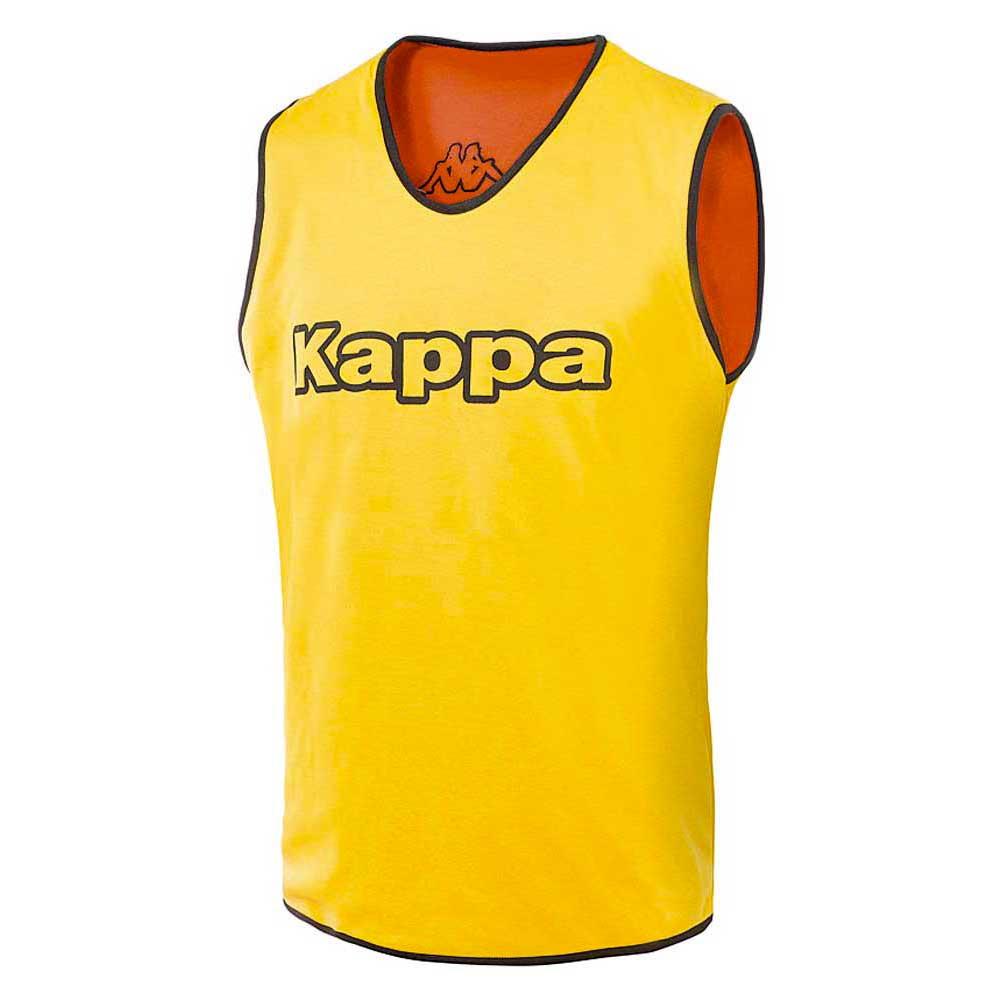 Kappa Chasuble Bozia Réversible XL Yellow Soleil