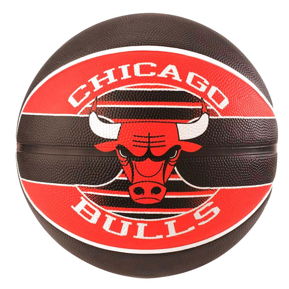 Spalding Nba Chicago Bulls 7 Multicolor