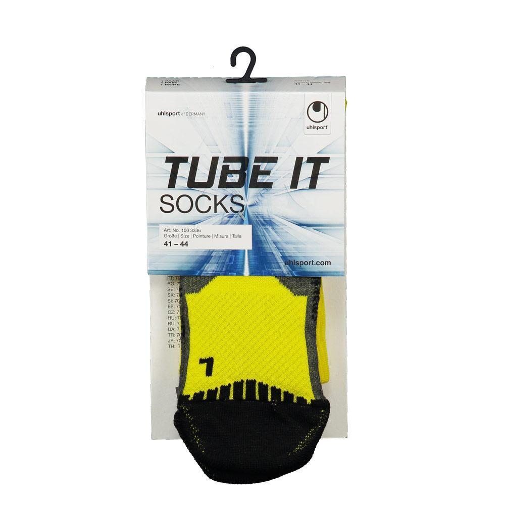 Uhlsport Tube It 28-32 Lime Yellow / Black