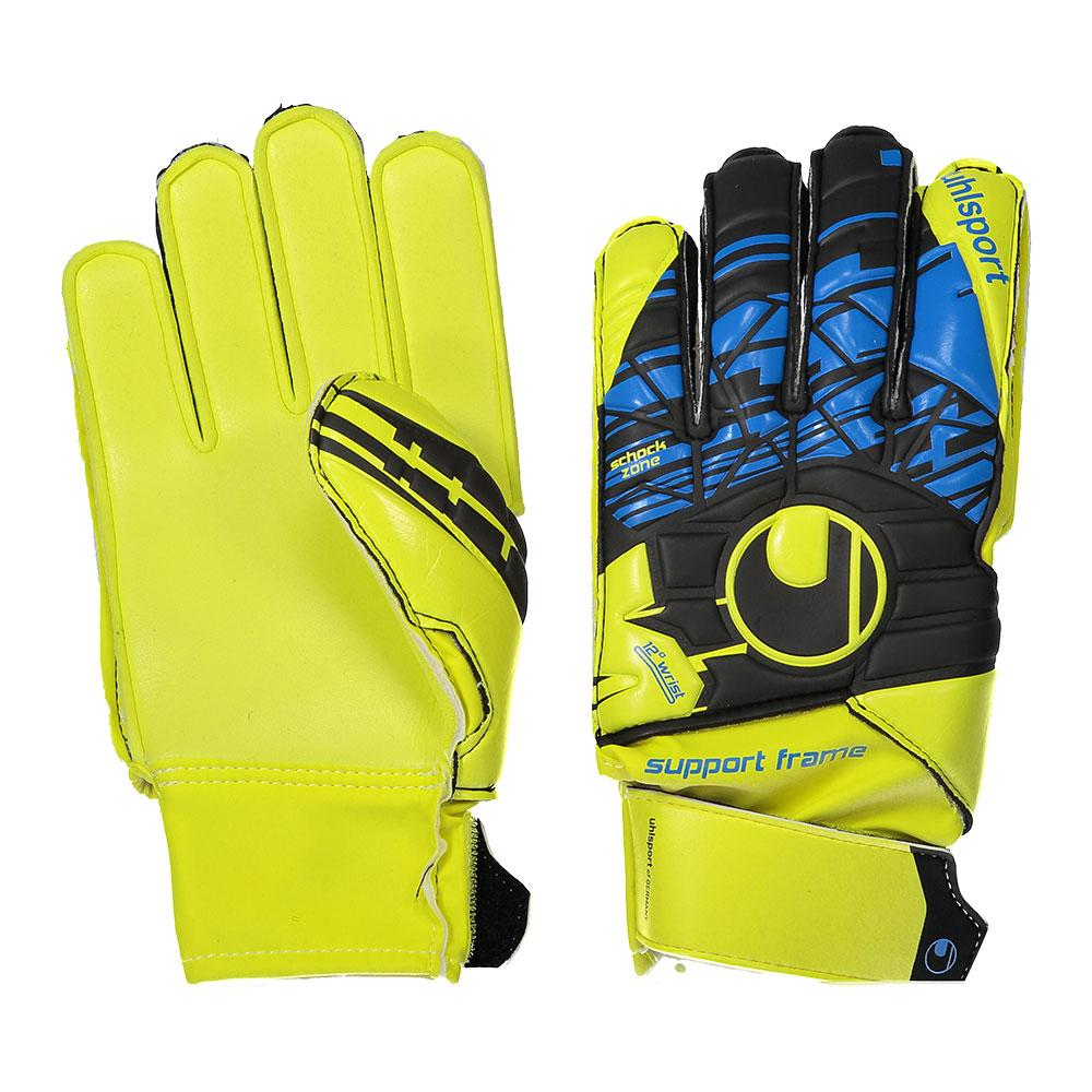 Uhlsport Speed Up Now Soft Sf Junior 7 1/2 Lite Fluo Yellow / Black / Hy