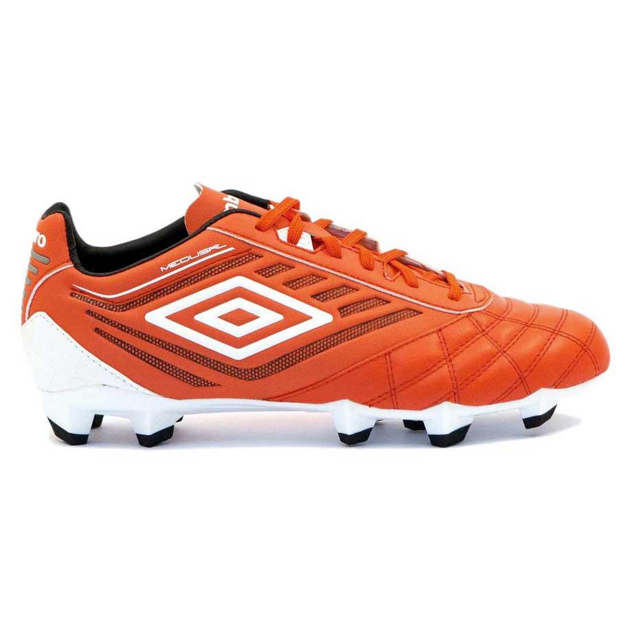 Umbro Chaussures Football Medusæ Premier Hg EU 44 Grenadine / White / Black