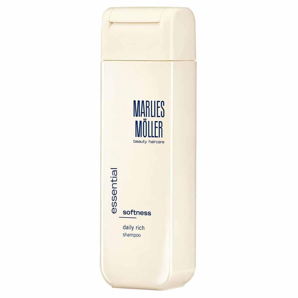 Marlies Moller Essential Softness Dialy Rich Shampoo 200ml 200 ml