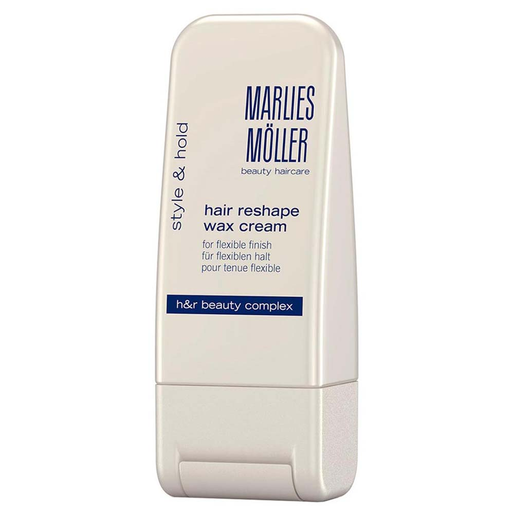 Marlies Moller Fragrances Style Hold Hair Reshape Wax Cream Cream Cream For Flexible Finish 51c811