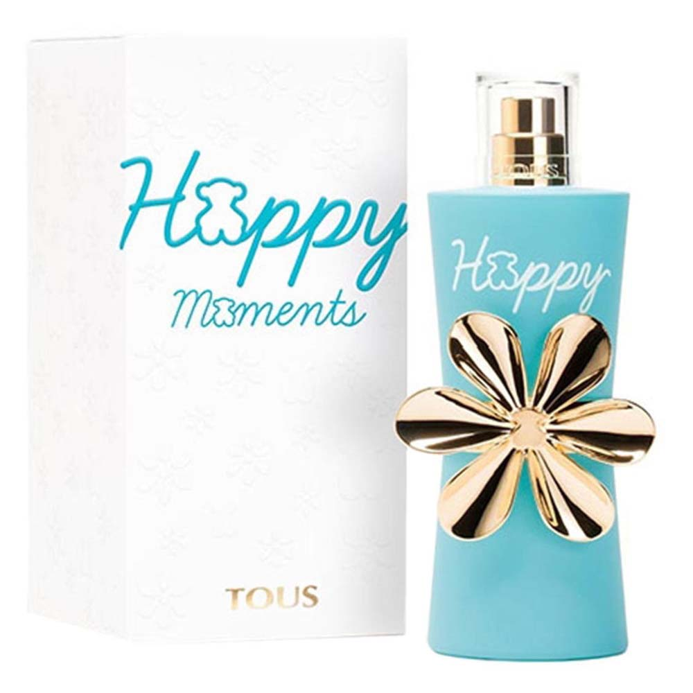 Tous Happy Moments Eau De Toilette 50ml One Size